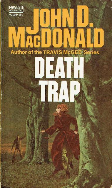 John D. MacDonald Gothic Adjacent Death Trap