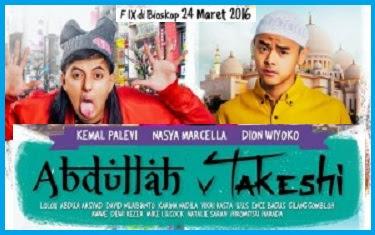 Film Abdullah V Takeshi