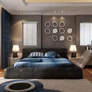 اجمل صور غرف نوم للعرسان جميلة 2021