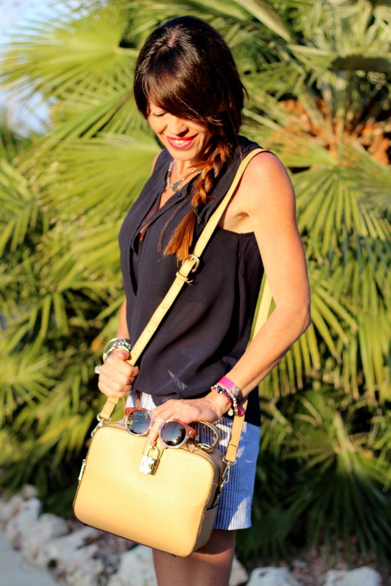 Maria Mainez - Streetstyle - Tendencias 2017 - SpringSummer - Blogger