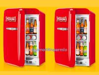 Logo Birra Peroni concorso ''Terzo Tempo Peroni'': ogni giorno vinci Minifrigo con 24 bottiglie