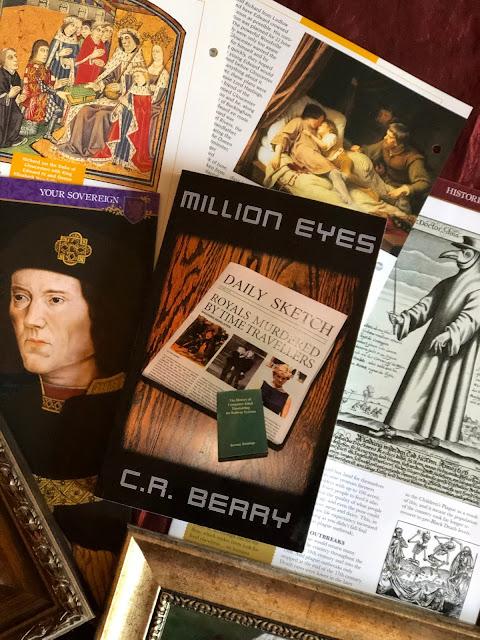 time travel books, Chez Maximka