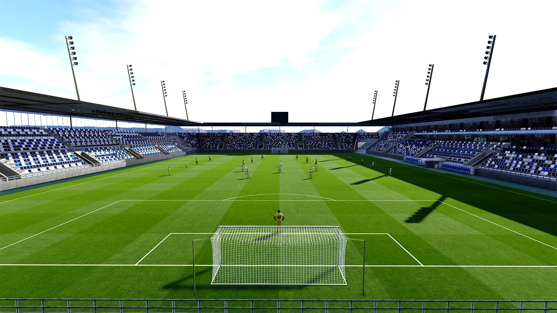 PES 2021 Stade de la Tuilière (Lausanne Sport)
