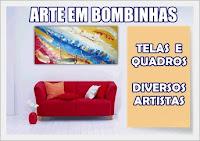 Telas e Quadros Arte em Bombinhas SC.