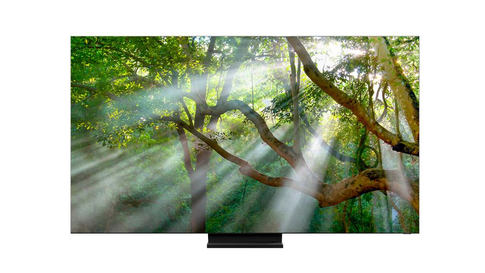 CES 2020: Samsung Electronics presenta sus TV QLED 8K