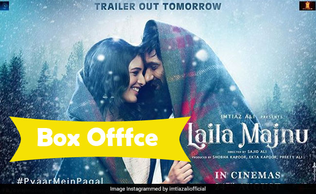 Bollywood movie Laila Majnu Box Office Collection wiki, Koimoi, Wikipedia, Laila Majnu Film cost, profits & Box office verdict Hit or Flop, latest update Budget, income, Profit, loss on MT WIKI, Bollywood Hungama, box office india