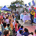 Festejos por el Día del Niño en el barrio El Palomar