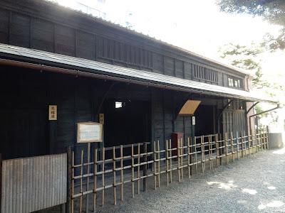 旧乃木邸馬小屋