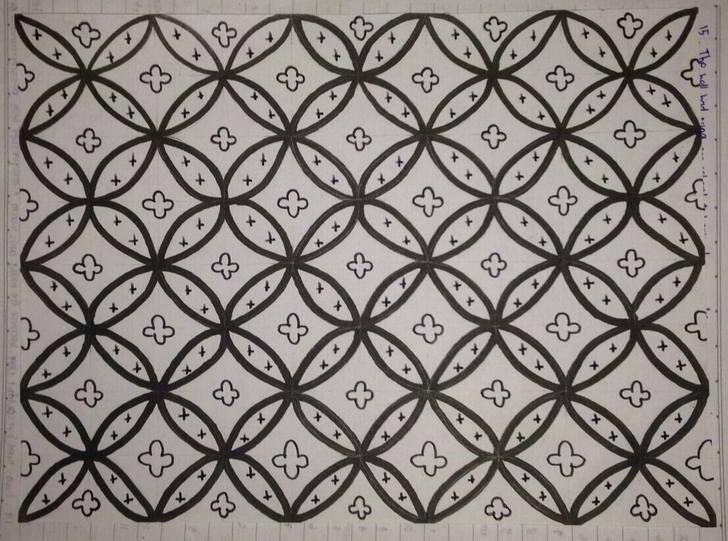 100 Gambar Batik Parang Rusak Mudah Kekinian