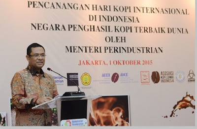 Perayaan Hari Kopi Internasional di Indonesia - pustakapengetahuan.com