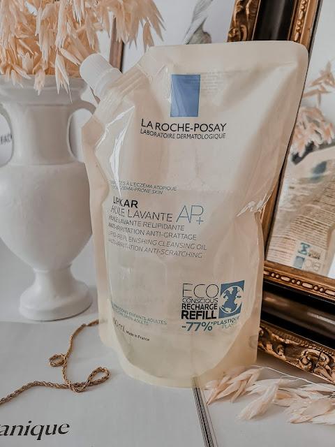 avis-huile-lavante-lipikar-ap+-ecorecharge-la-roche-posay-peau-atopique
