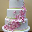 Butterfly Wedding Cake Decorations Pictures ~ pie cake primitives