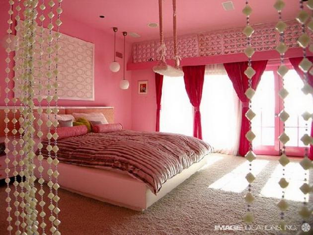 دهانات غرف النوم الحديثة