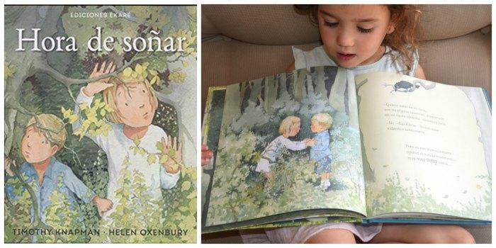 cuentos infantiles inpiracion filosofia educacion montessori Hora de soñar, helen oxenbury