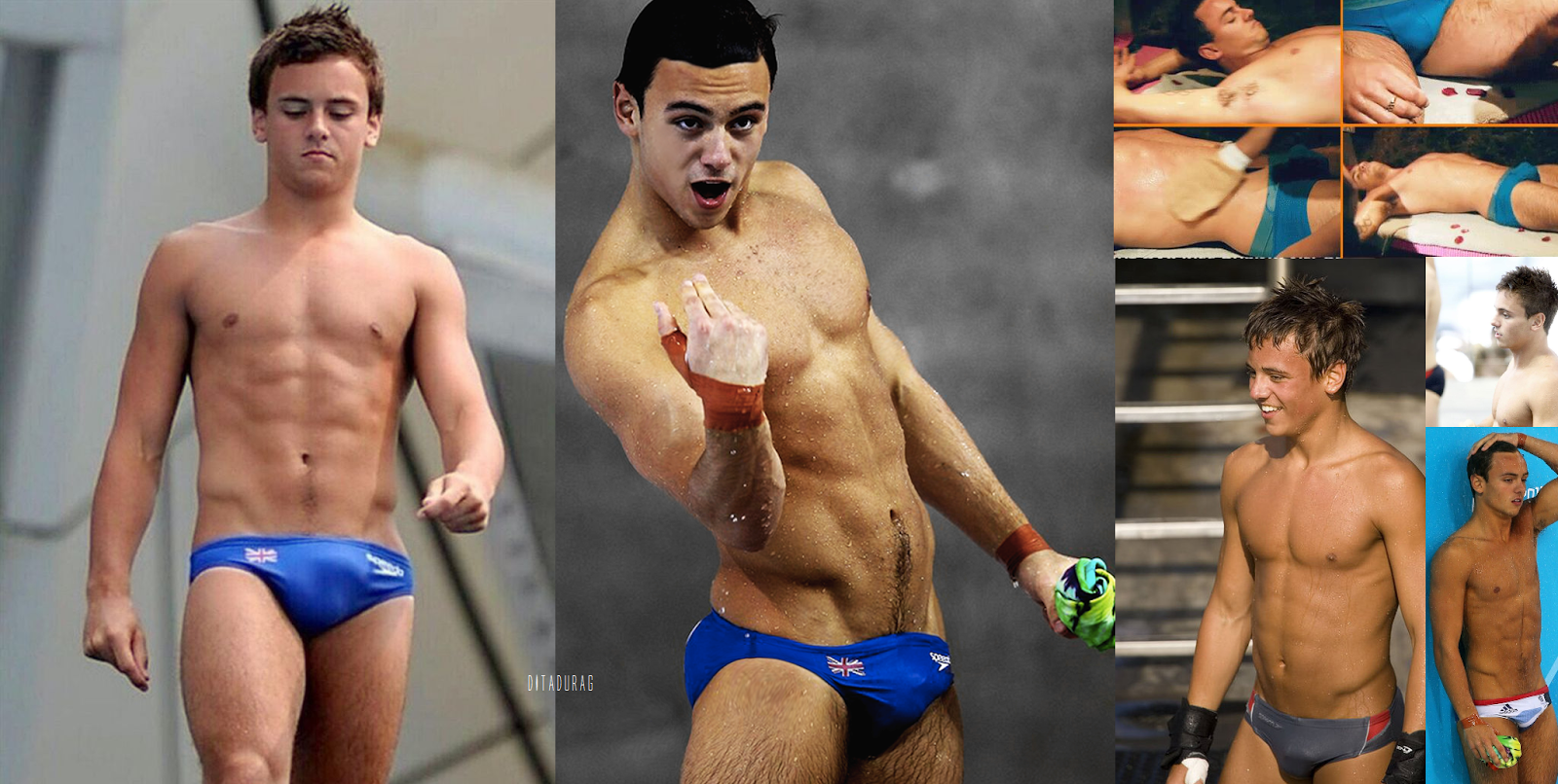 Tom daley exposed penis 11