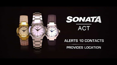 Sonata smart watch