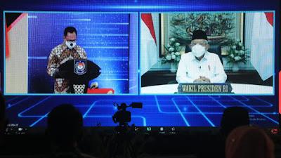 Hari Otda ke 25, Momentum Gotong Royong Tangani Pandemi Covid-19