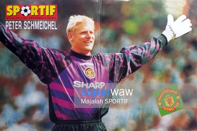 Peter Schmeichel Manchester United