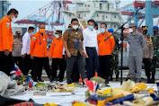 Daftar Hasil Evakuasi Sriwijaya Air SJ 182 Selama 13 Hari