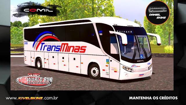COMIL 1200 4X2 - VIAÇÃO AUTO VIAÇÃO TRANSMINAS