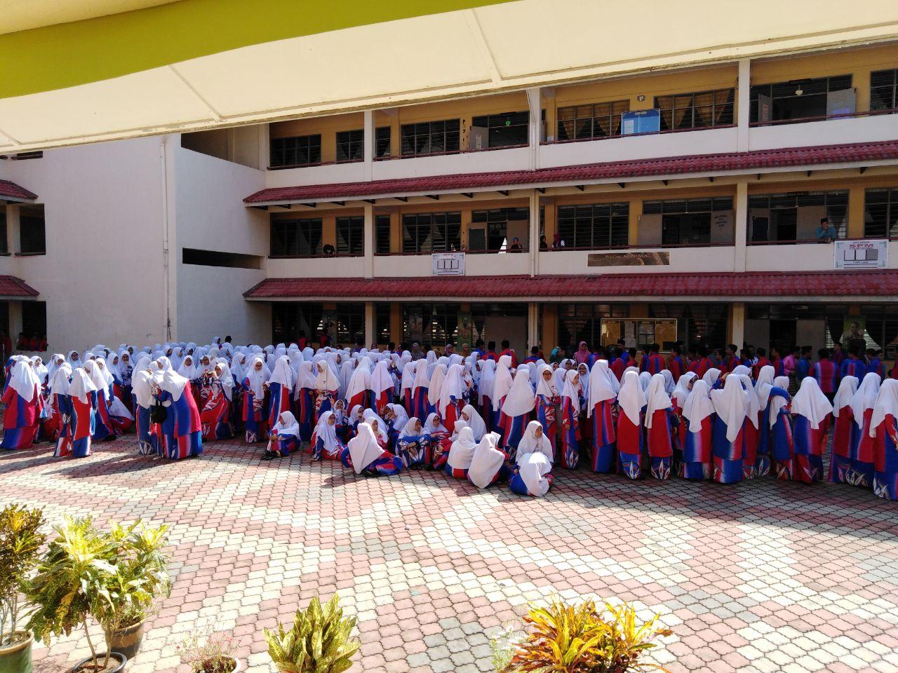 Sekolah Integrasi Tun Abdul Razak Kronis P