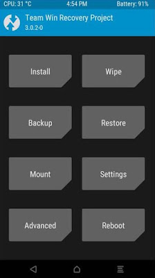 Cara Root dan Pasang TWRP Samsung J1-6 (J120G) Work 100%