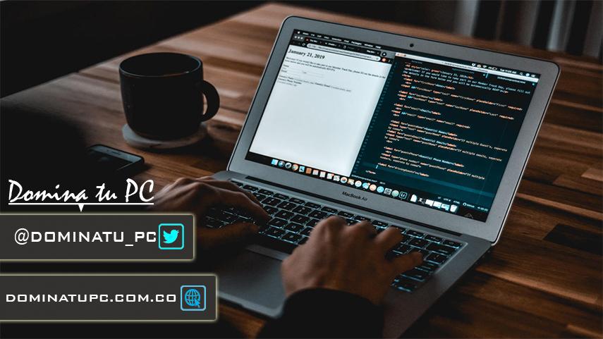 desarrollador web y programador