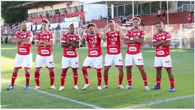 Anotou a placa! Vila Nova atropela o Remo em primeiro jogo da Final da Série C