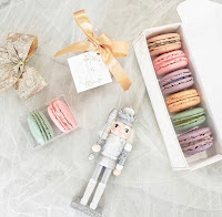 macarons, 17Berkshire, gift guide, last minute christmas gifts ideas
