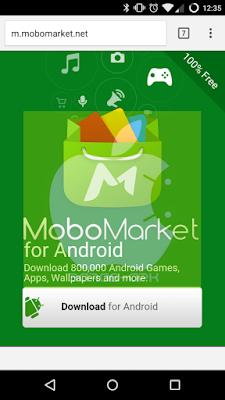 تحميل متجر موبو ماركت MoboMarket للاندرويد بصيغة apk والحاسوب