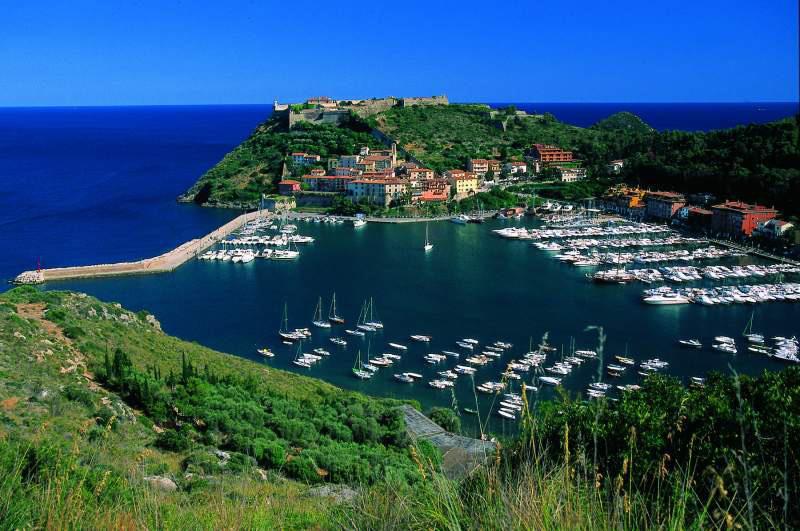 Monte Argentario Italy Beautiful Coastal Village