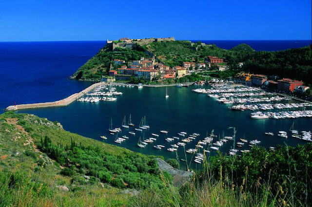 Monte Argentario Italy Beautiful Coastal Village
