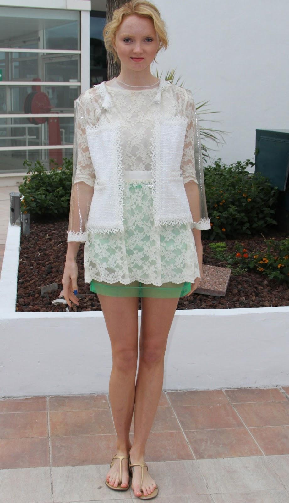 Lara Stone Natasha Poly Amp More Party At Cannes Film