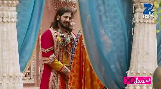 Jodha Akbar Episode 547--548 Update on Monday 18th December 2017