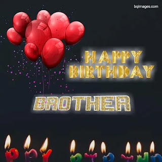 happy birthday wishes for brother pics
