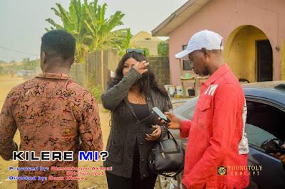 New Movie Alert Nollywood  Actor Olasunkanmi Akanni Olohuniyo Set to Release Another Powerful Movie KILERE MI Directed By Seun Olaiya teelamford 3