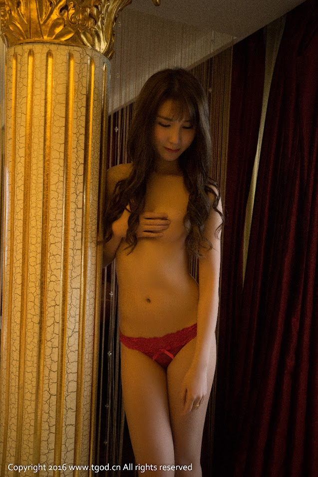 TGOD推女神 NO164 2016.06.09 Sandy sexy girls image jav