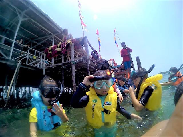 Paket Snorkeling Bintan