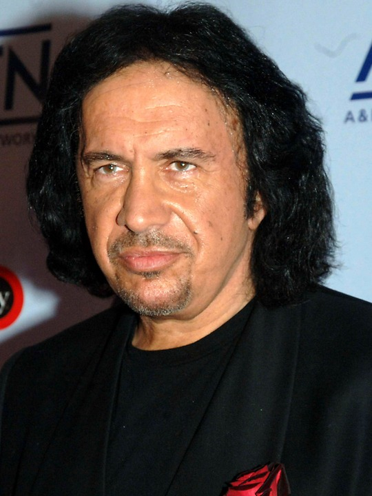 Gene Simmons Slept With How Many Women