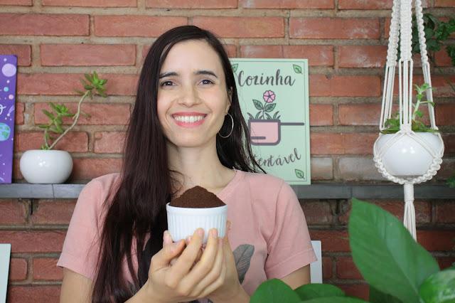 REAPROVEITE SUA BORRA DE CAFÉ COM MINHAS 5 DICAS FÁCEIS