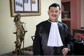 Perhimpunan Advokat Indonesia ( Peradi) Kecam Pelaku Penganiayaan terhadap Advokat Safril Partang SH.