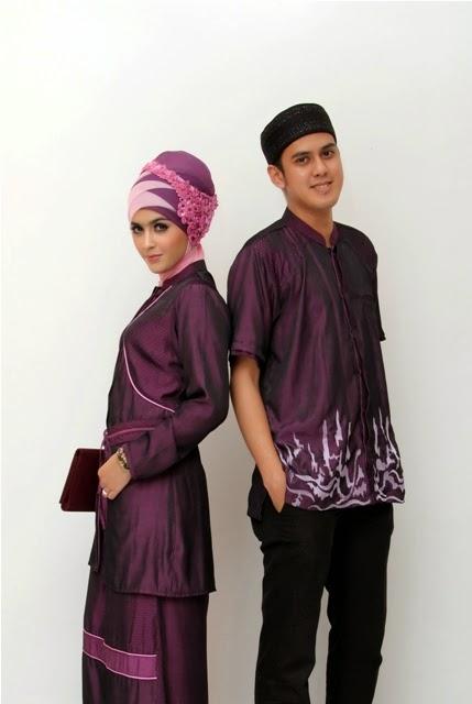 Trend Desain Baju Muslim Sarimbit Paling Populer