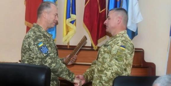 Віктор Ніколюк призначений командувачем військ ОК Північ