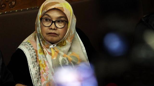 Siti Fadilah Kirim Surat Ke Jokowi, Isinya Bocoran Cara Ampuh Hadapi Corona