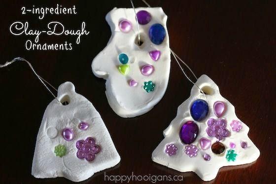 Cute Christmas Crafts For Keda