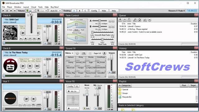 Sam Broadcaster Pro Download