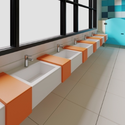 lavabi-Stairs-lavabi premium-solid surface-Ges Group