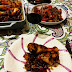 Jamoncitos de pollo con soja y jengibre