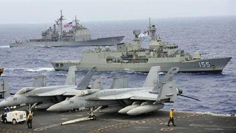 Truyền thông Úc: Trung Quốc đừng ngang ngược, tự xem mình là số một tại Biển Đông!
