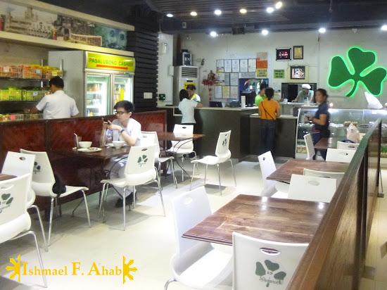 Shamrock Restaurant in Cebu City
